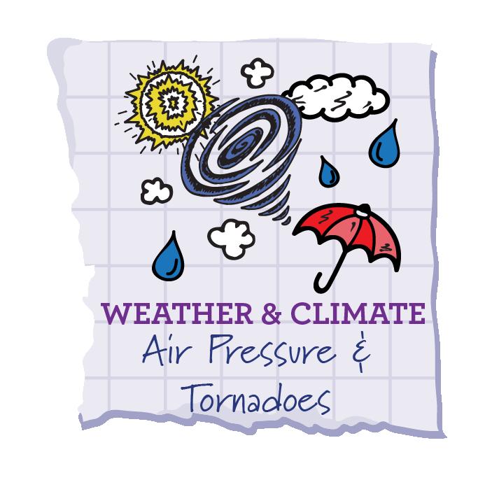 Air Pressure & Tornadoes