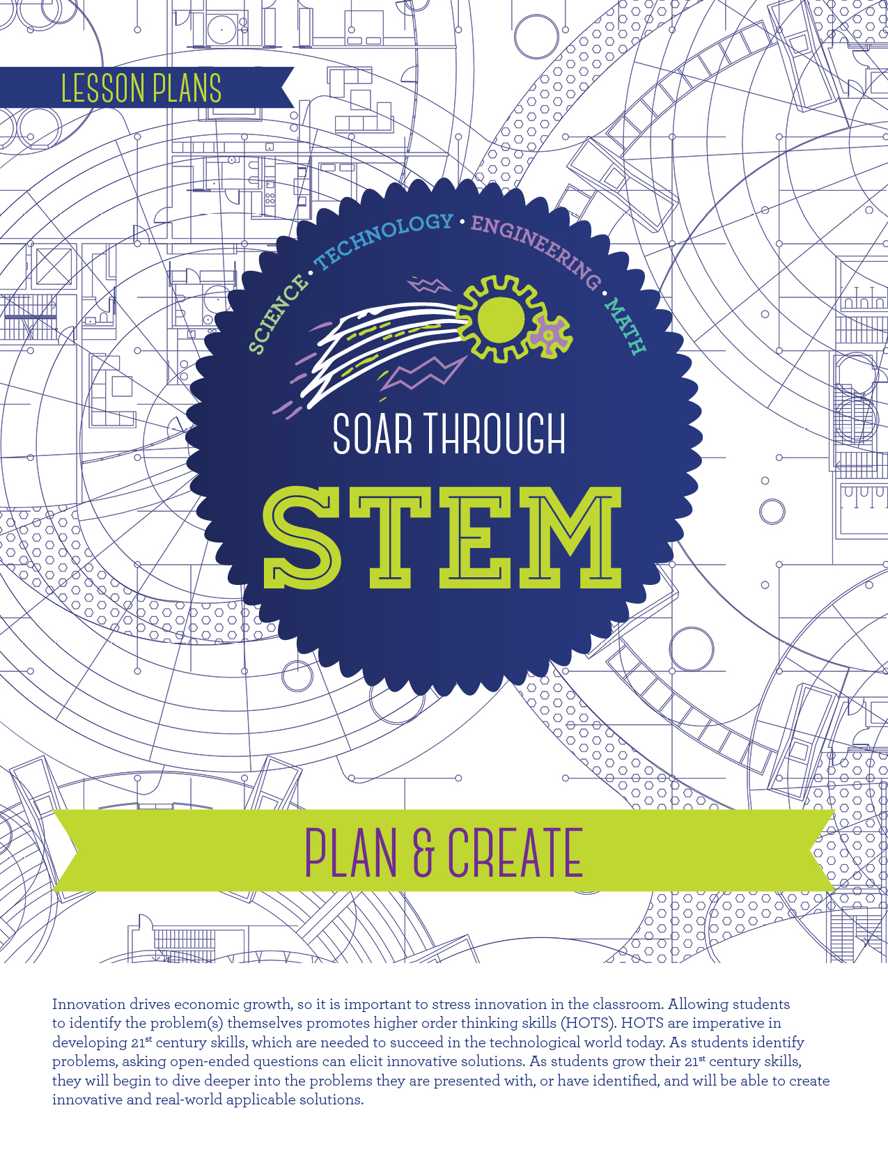 Lesson Plan Engineering Design Process Plan Create Soar Through Stem